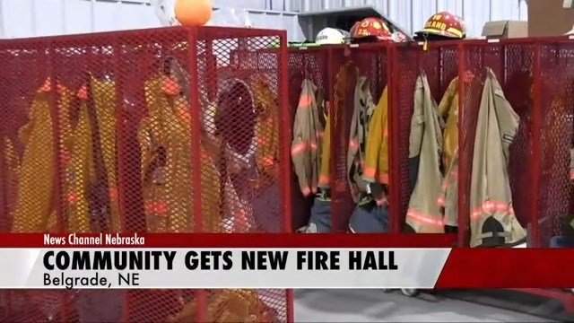 Belgrade goes big with new fire hall