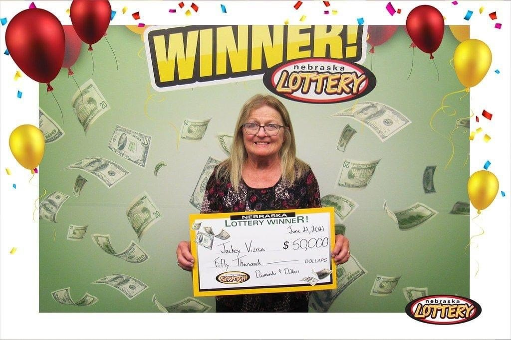 Sidney woman's bad day overshadowed by lottery win