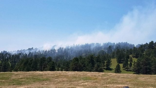 Fire weather danger continues with lack of moisture