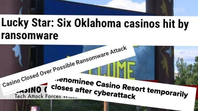 After attacks elsewhere, tribal casinos warding off ransomware