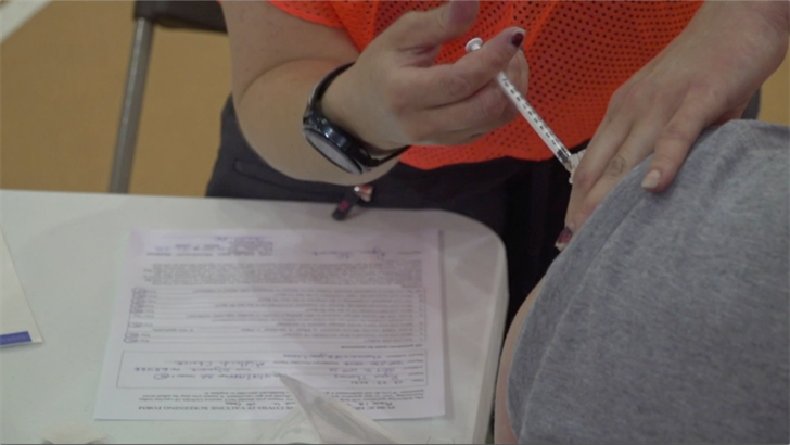 PHS happy with vaccination progress, ranks first in long-term care vaccinations