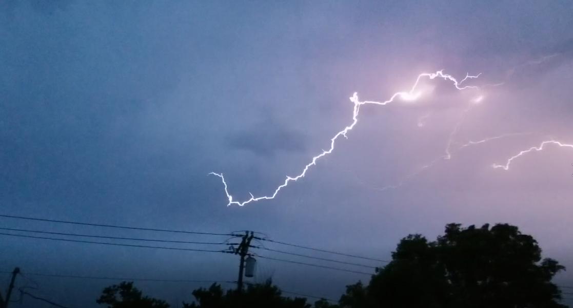 Needed rainfall from early Thursday storms greets SE Nebraska