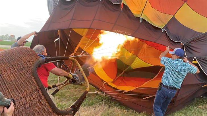U.S. Hot Air Balloon Nationals crowns 2021 champion