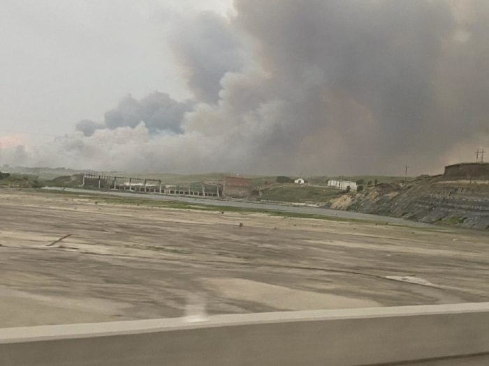 National Guard deploys to fight wildfire in Boyd and Holt Counties