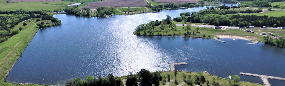 Southern Gage County recreation area off health alert status