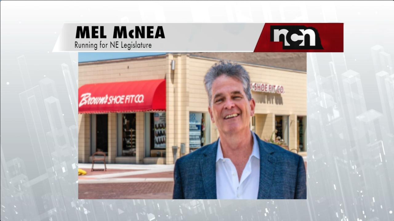 McNea running for Nebraska Legislature District 42