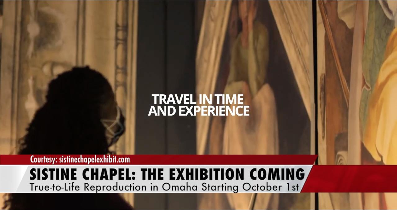 Sistine Chapel exhibit coming to Omaha