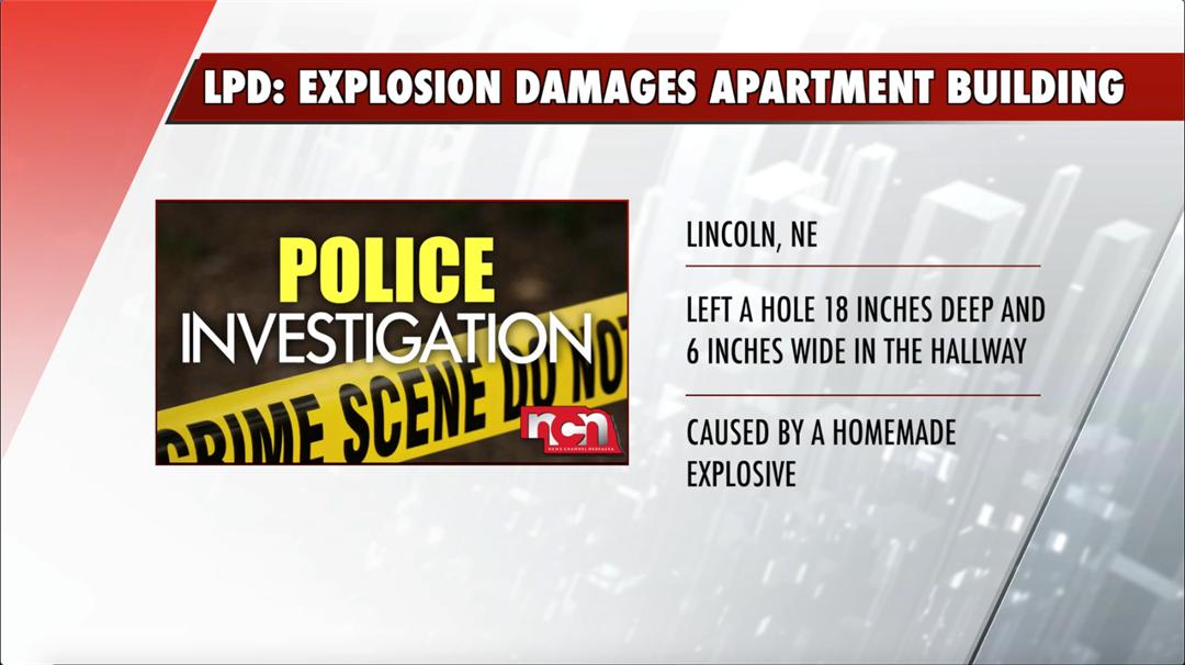 LPD investigating apartment explosion