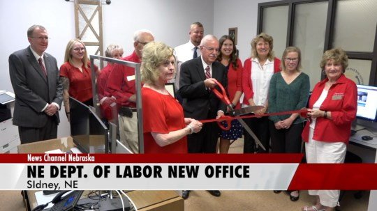 Nebraska Department of Labor moves into Sidney satellite office as pandemic recovery continues