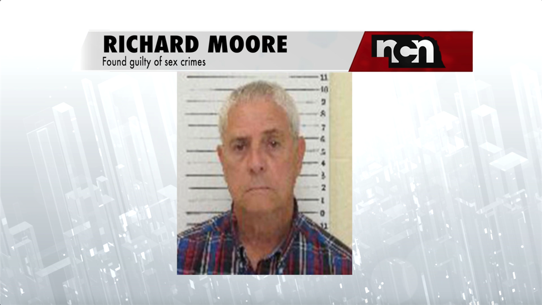 Moore pleaded guilty to child sex crimes