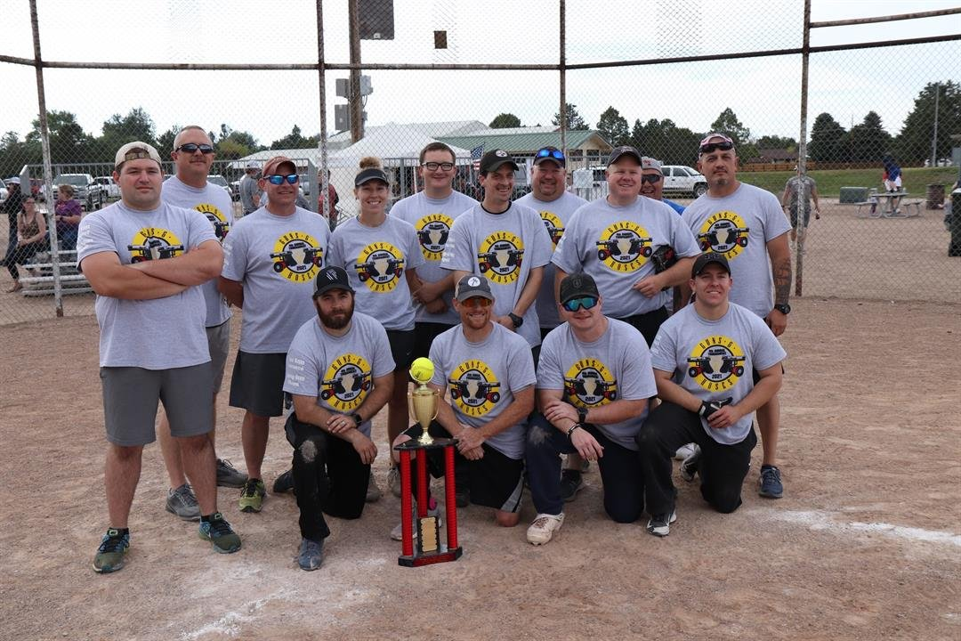 Police and fire fighters come together to raise money in annual Guns and Hoses softball game