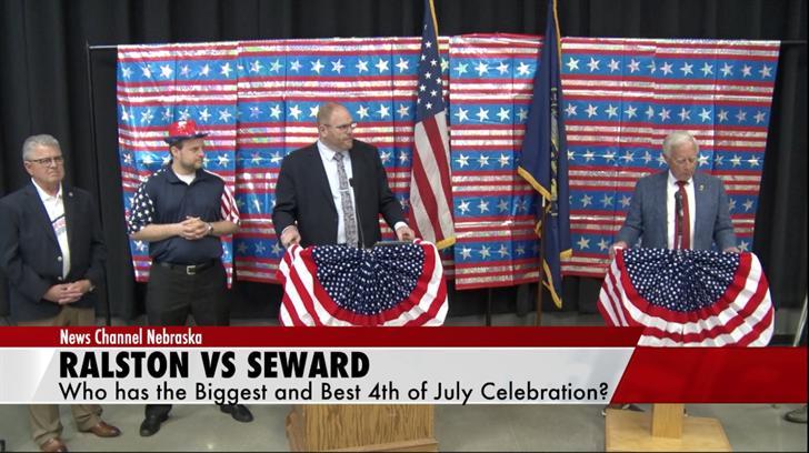 Senators debate Nebraska's best 4th of July town