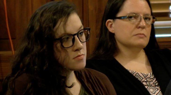 Boswell pleads for life sentence for sake of her daughter