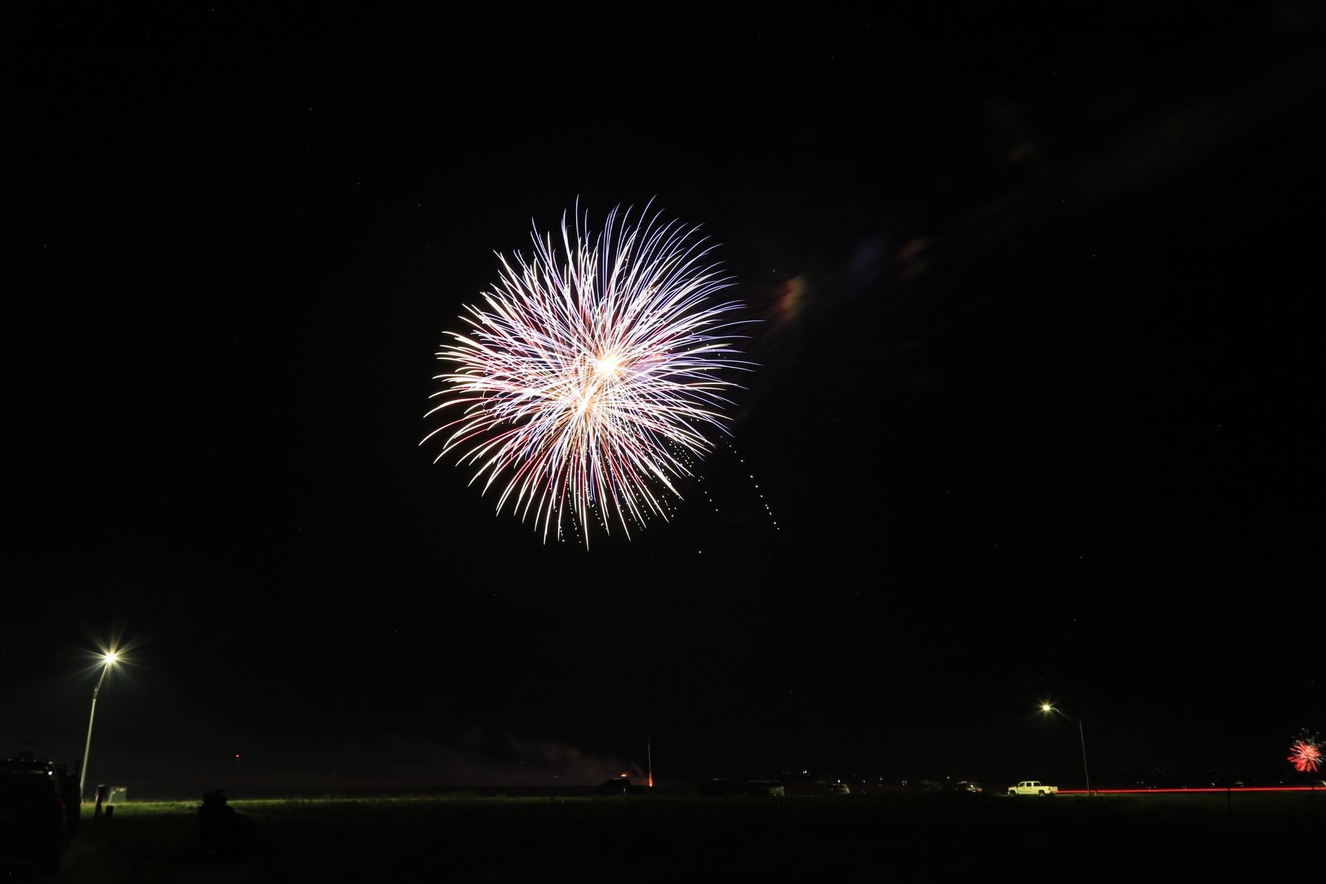Photos: City of Sidney fireworks show, July 3