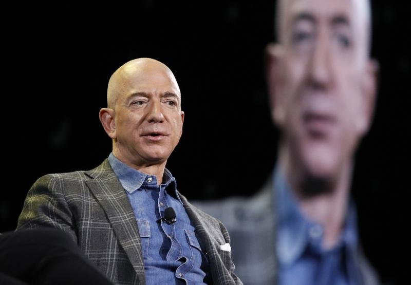 Bezos' Blue Origin gets OK to send him, 3 others to space