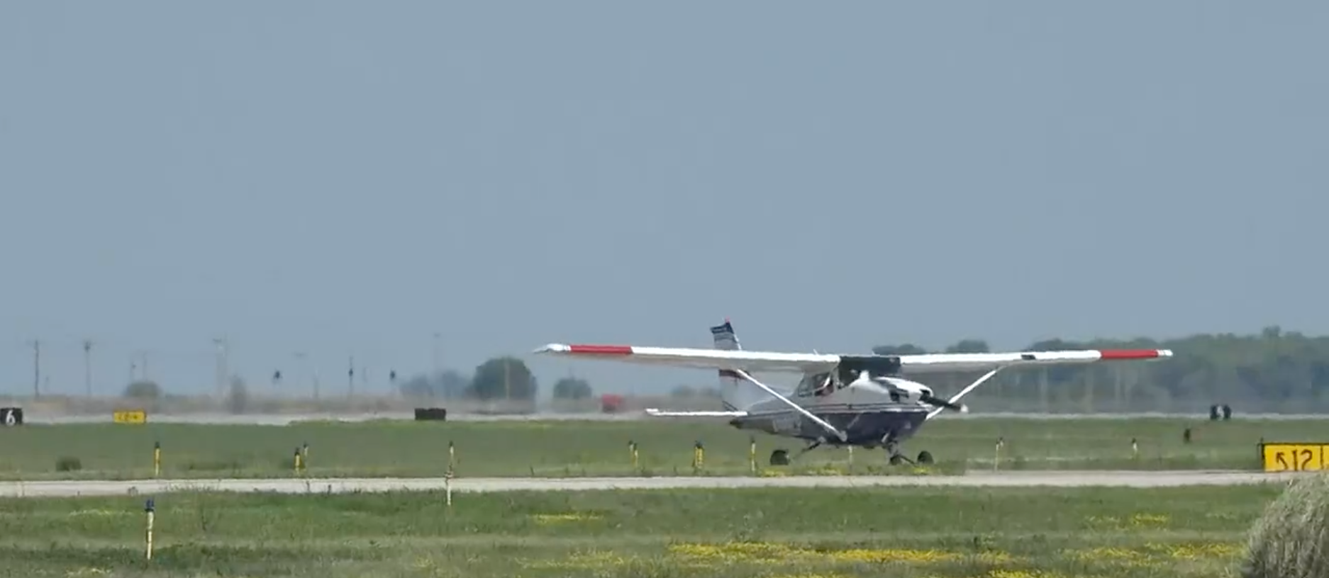 Civil Air Patrol lands new plane in North Platte