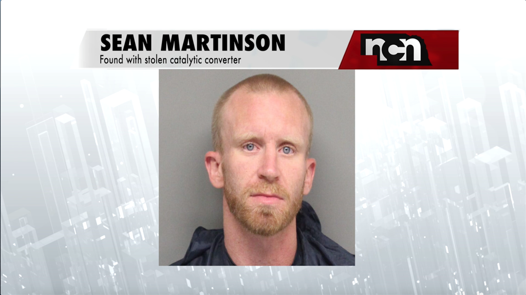 LPD arrested wanted man found with stolen catalytic converter