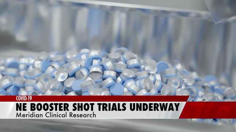 Booster shot trials underway, NE doctor hopeful