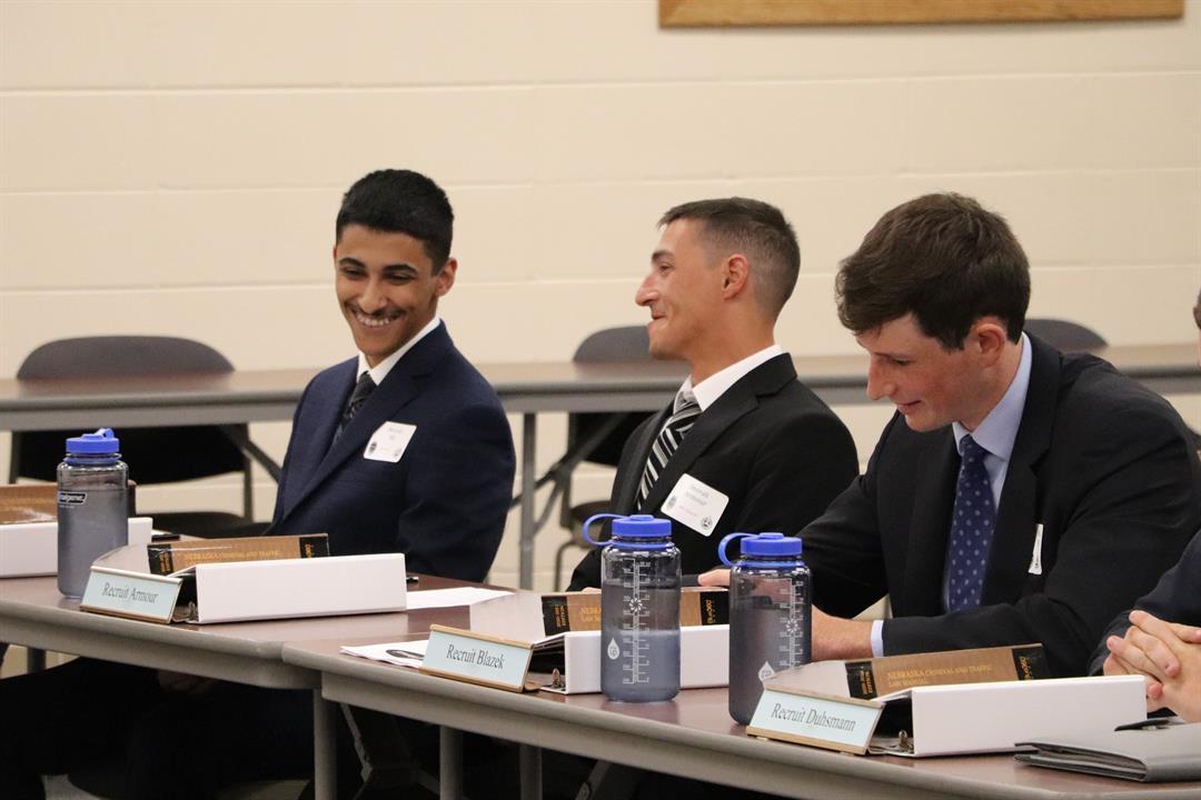 Nebraska State Patrol begins 65th Basic Recruit Camp