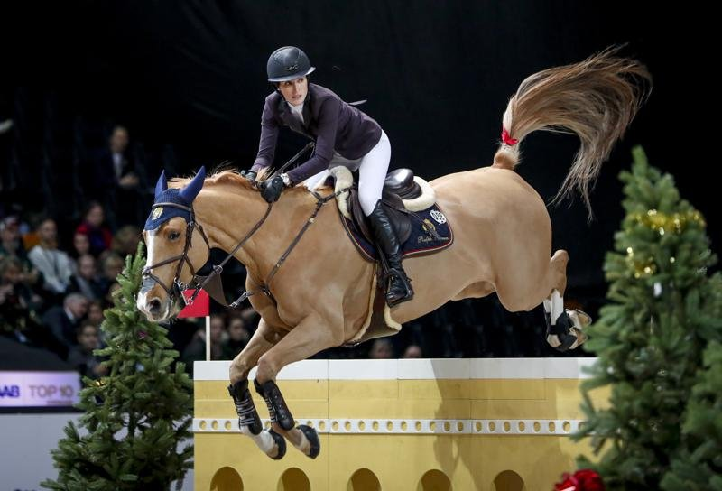 Bruce Springsteen's daughter makes Olympic equestrian team