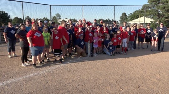 Sidney Angels take the field with goal of inclusion