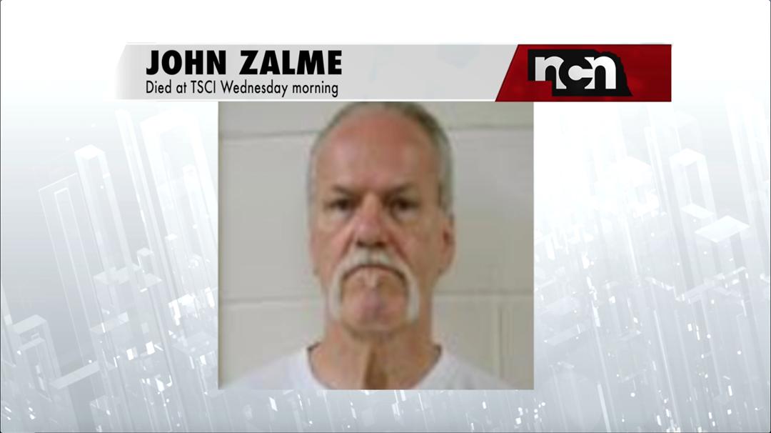 Tecumseh inmate died Wednesday morning