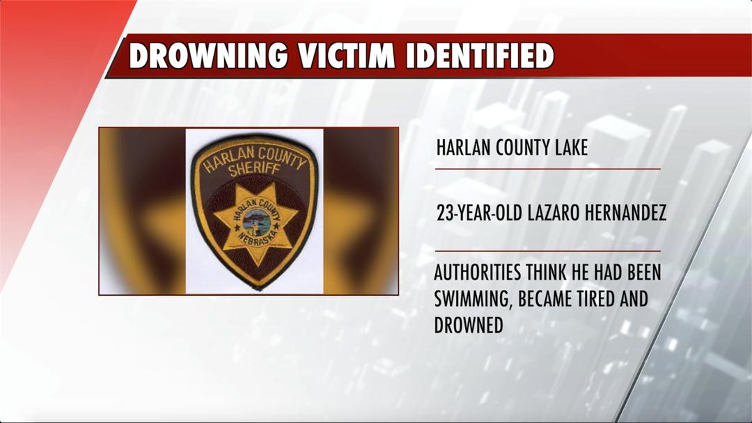 Harlan County lake drowning victim identified