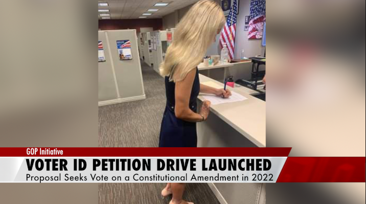 Nebraska voter ID ballot drive begins gathering signatures