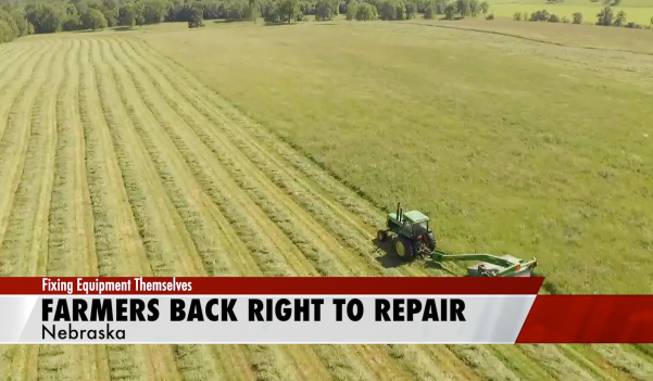 Demanding the right to repair your own tractor