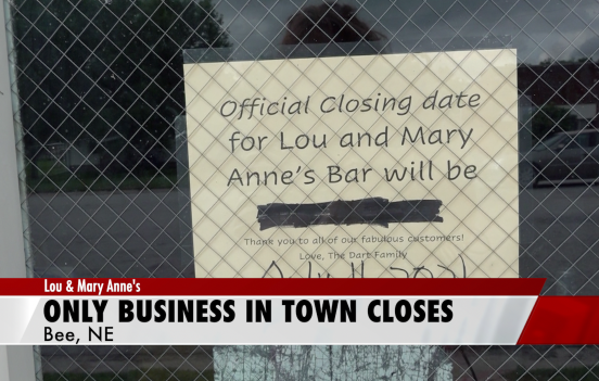 Lou & Mary Anne's closing the tab