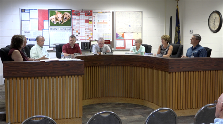 Sidney School Board signs resolution opposing proposed health standards