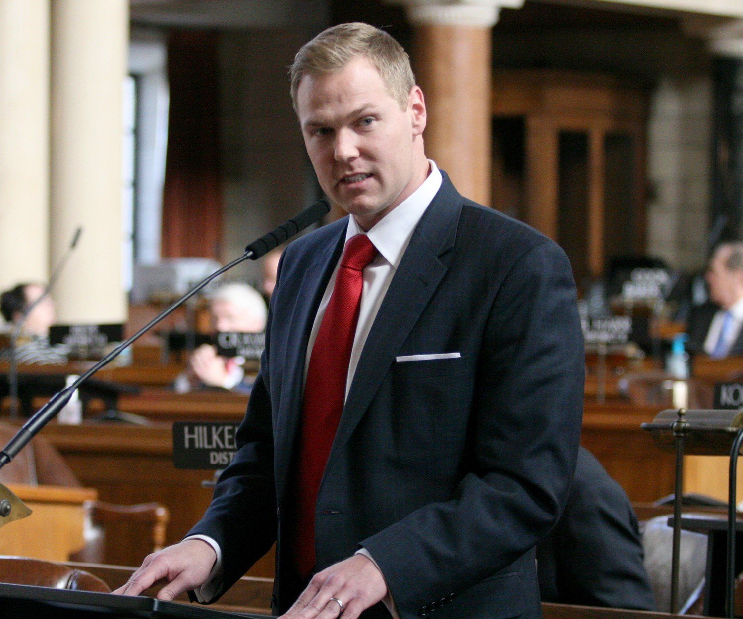 State lawmaker expected to enter governor's race