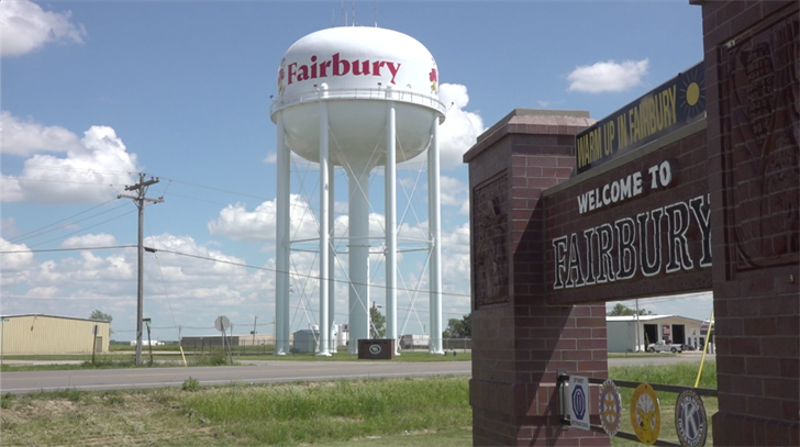 Fairbury implementing address-based water conservation measures