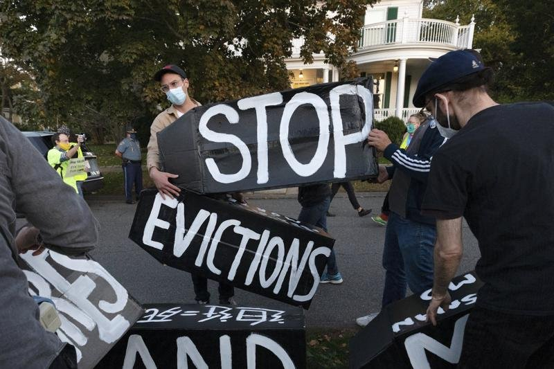 EXPLAINER: How Nebraska might fare once evictions rev up