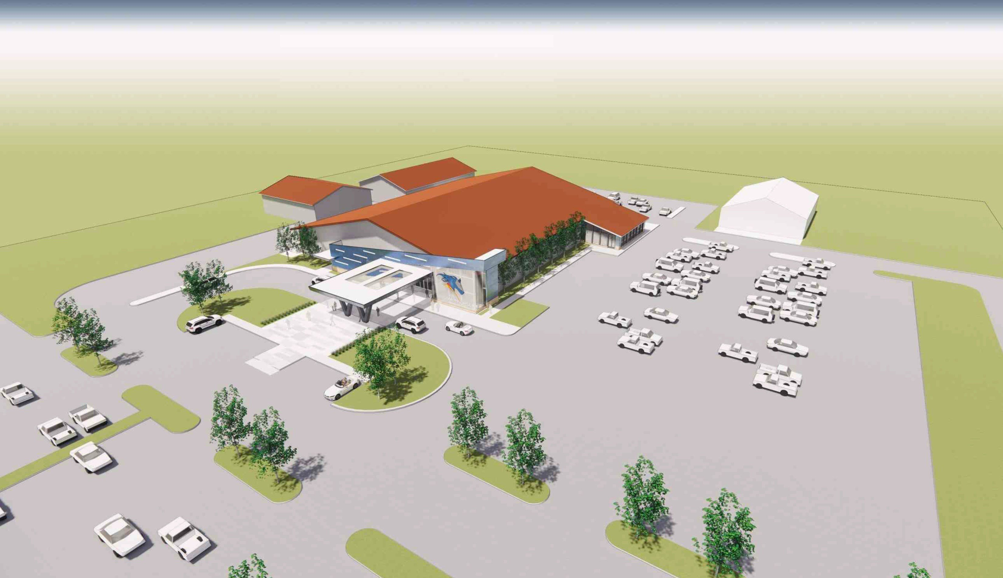 Horse track and casino coming to Norfolk
