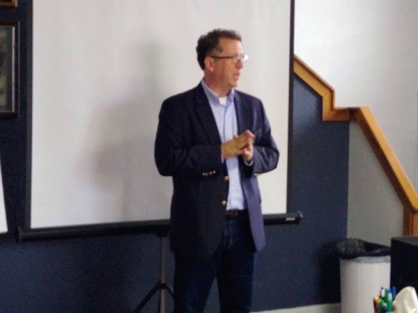 Congressman Adrian Smith holds forum in North Platte