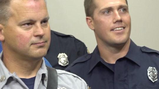 Lincoln Fire & Rescue celebrates success in Cardiac Arrest Emergencies