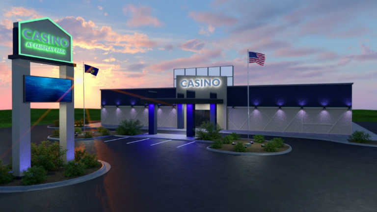 Gering applies for horse racetrack-casino project