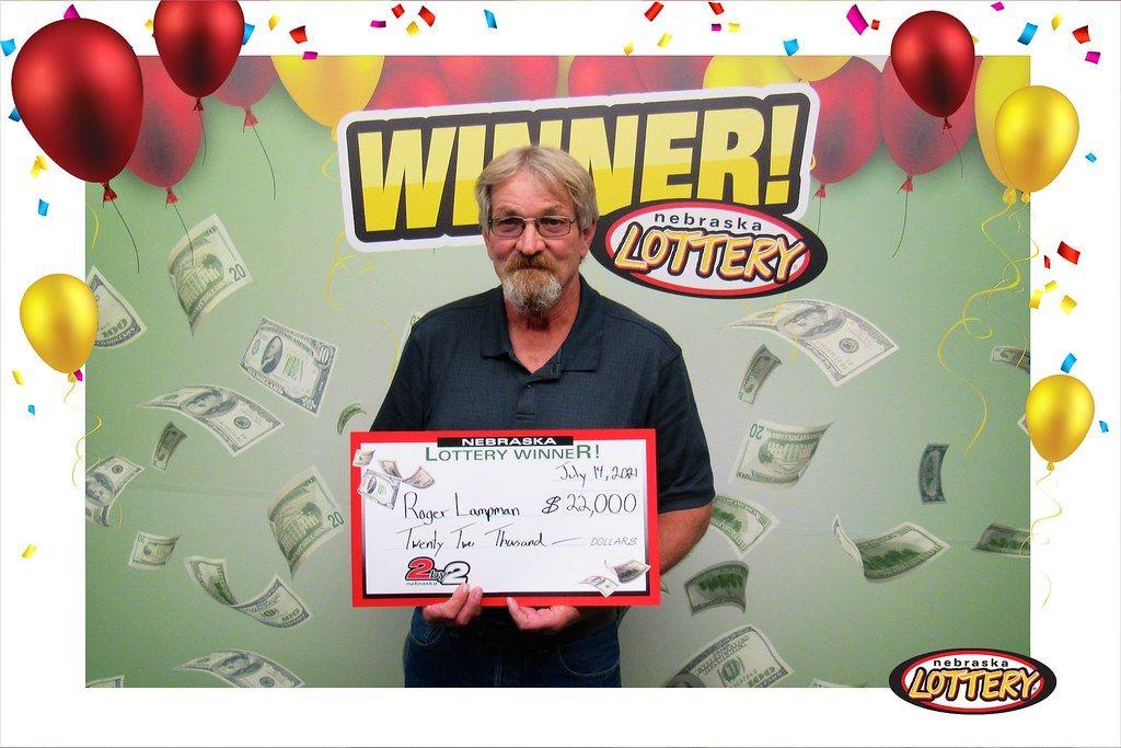 Pilger man wins $22K with Nebraska Lottery, wants to win more