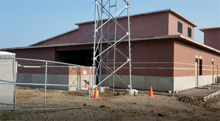 Beatrice Fire Station progressing toward fall completion