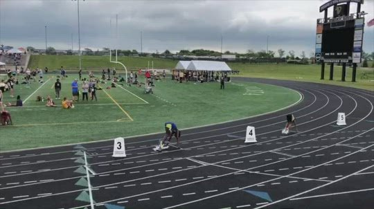 Local track star gearing up for competition