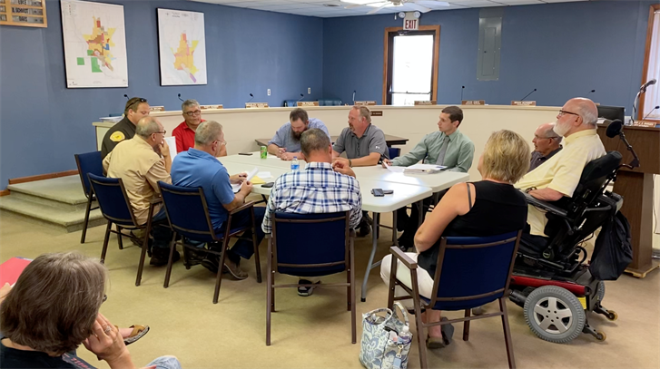 Jefferson County Law Enforcement Committee meets for first time under new structure