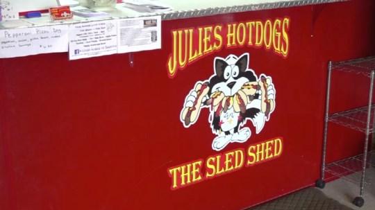 Beatrice staple 'Julie's Hotdogs' celebrates National Hot Dog Day