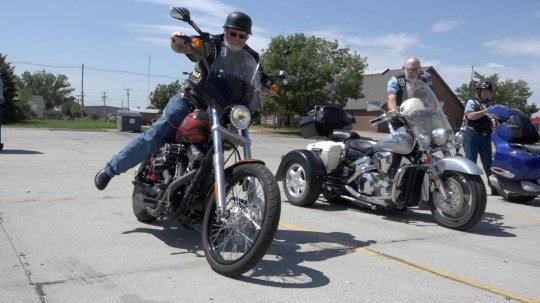 Bridgeport man vies for opportunity to build dream bike with Orange County Choppers