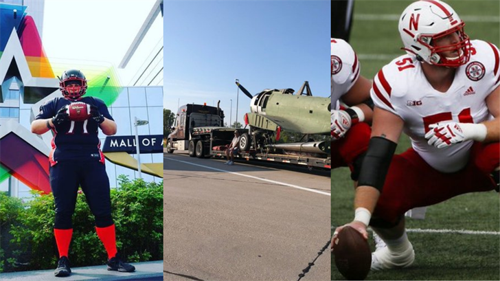 Women's football, Midway Bomber, and more: All of the biggest stories from across Nebraska