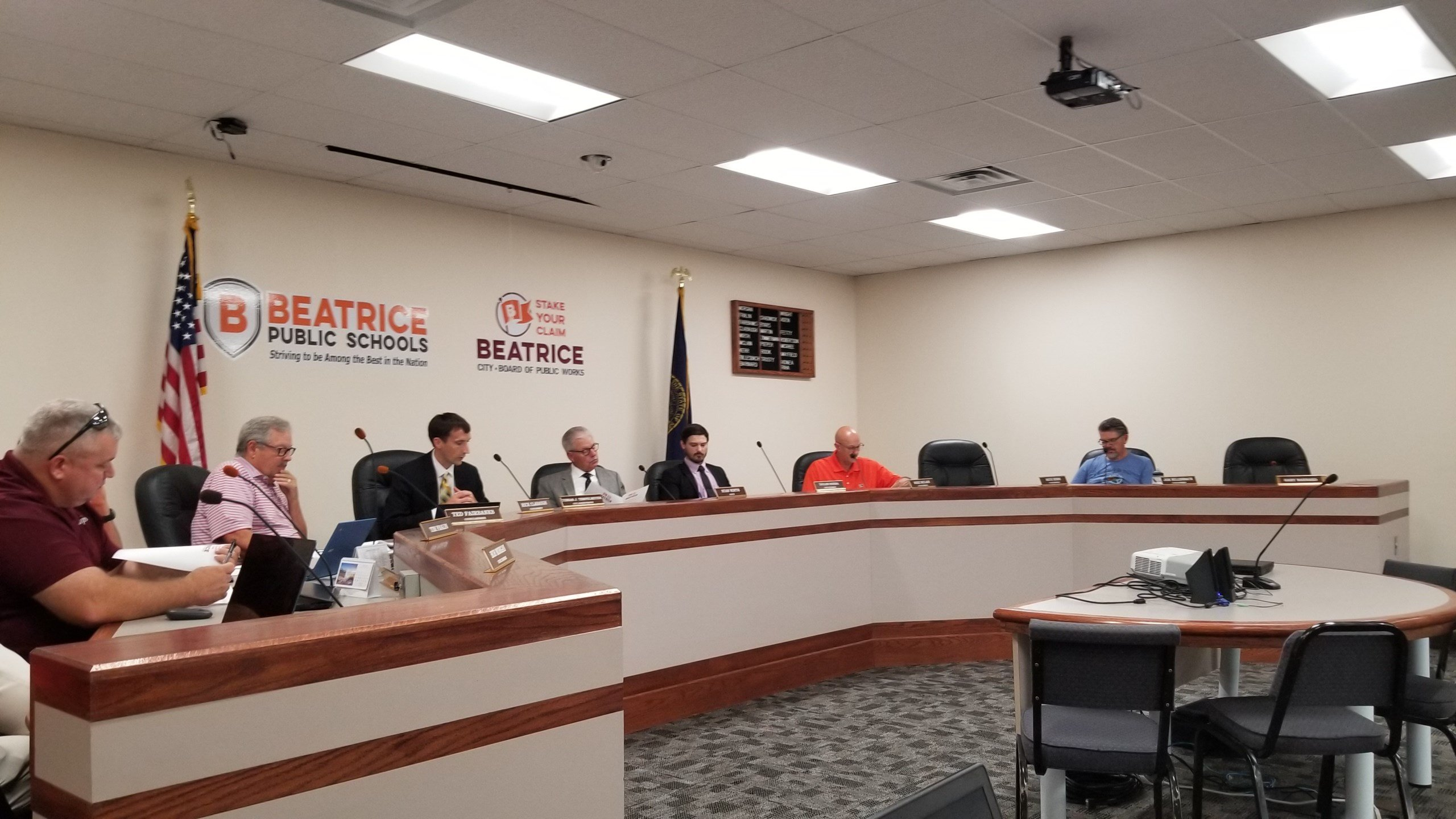 City of Beatrice discussing use of over $3 million in federal funding