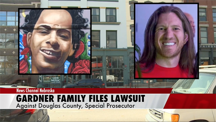 Gardner family files lawsuit against Douglas County, special prosecutor