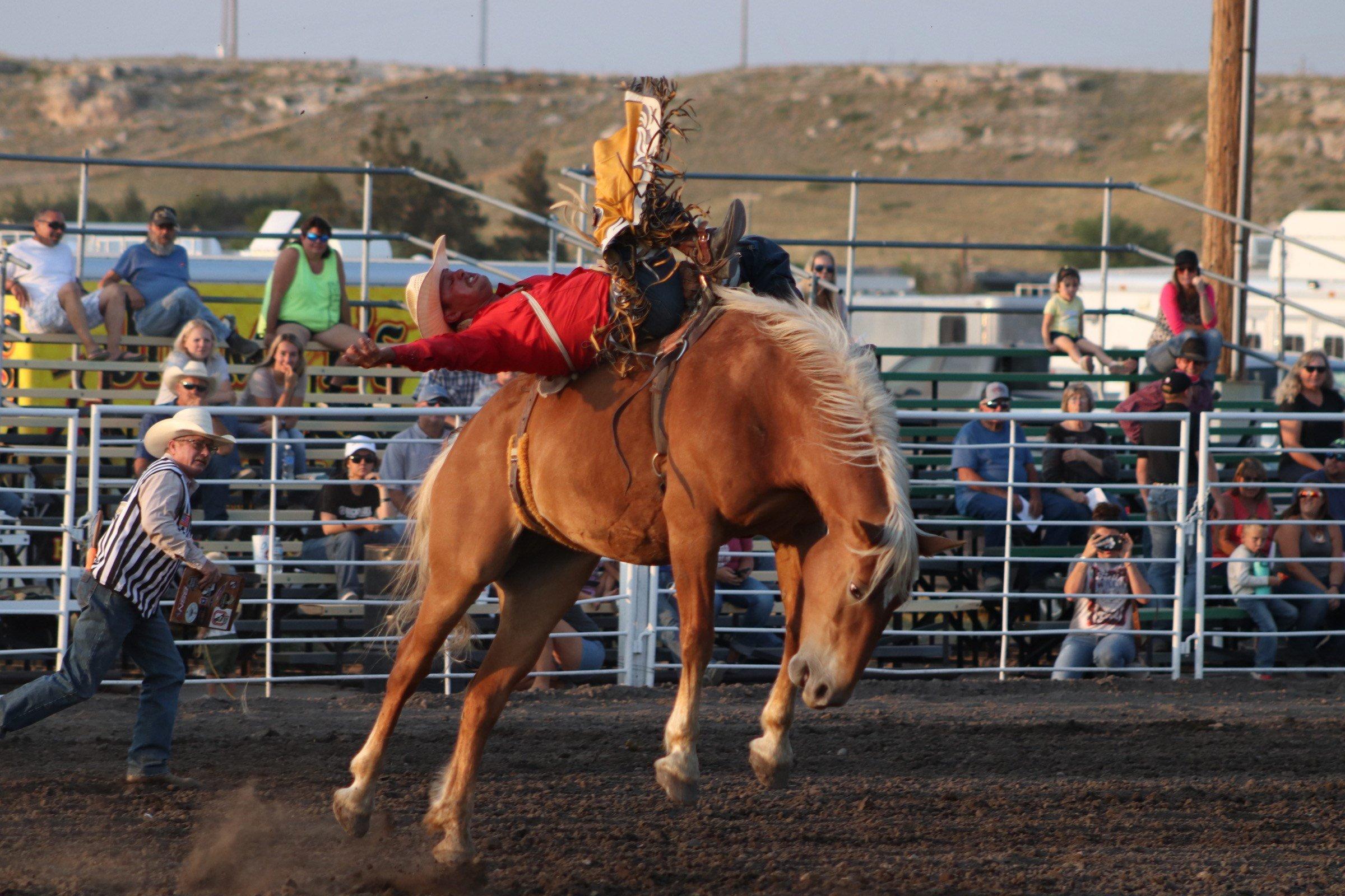 PHOTOS: Cheyenne County Fair PRCA/WPRA Rodeo