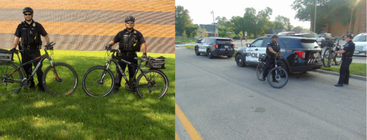 NPD introducing bicycles as new form of patrol transportation