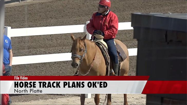 New North Platte horse racetrack given go-ahead